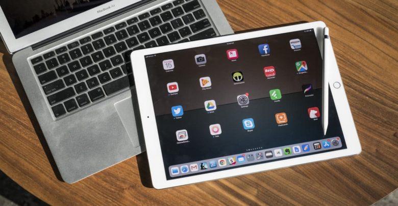 produksi MacBook dan iPad Apple