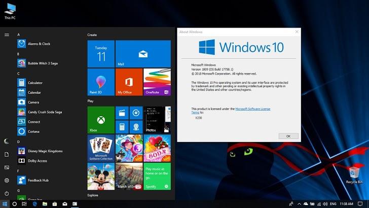 Fitur Baru Ditemukan di Windows 10!
