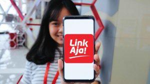 layanan e-money LinkAja