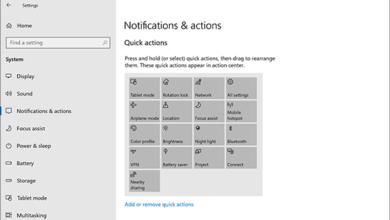 microsoft ubah notifikasi