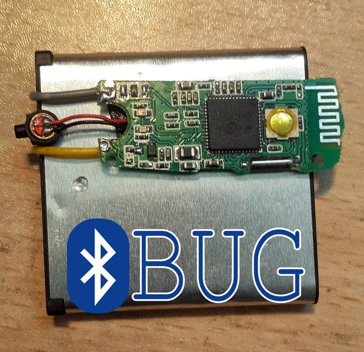 bug bluetooth