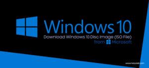 windows file ISO