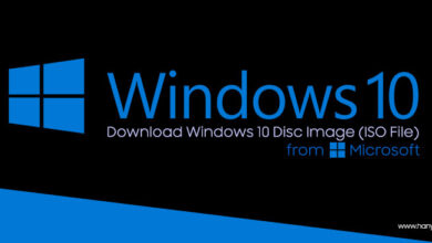 windows file ISO