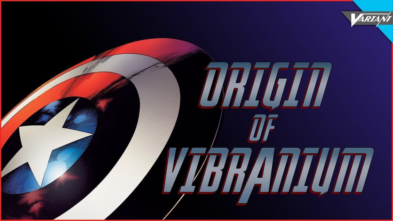 vibranium codename