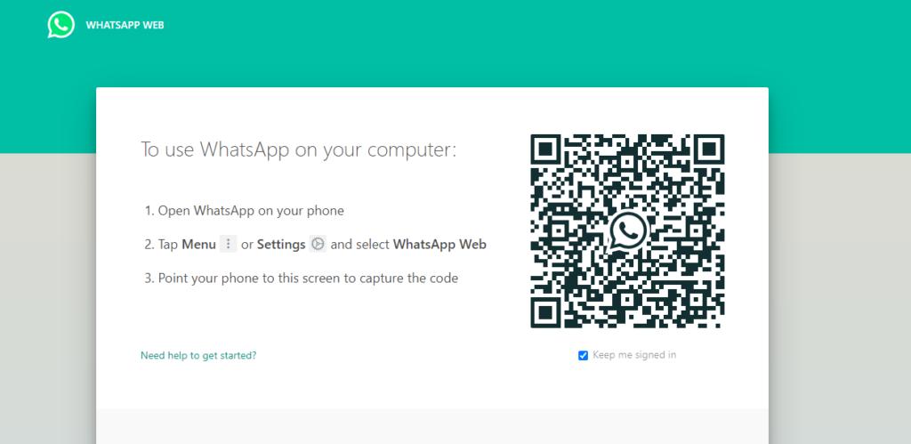 Cara Menggunakan Whatsapp Web Pada Komputer dan Smartphone