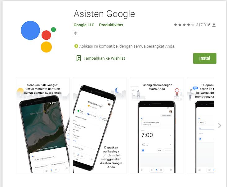 Cara Menggunakan Ok Google Bahasa Indonesia