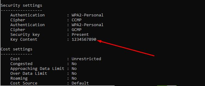 Cara melihat Password Wifi di Laptop Windows 7,8, & 10