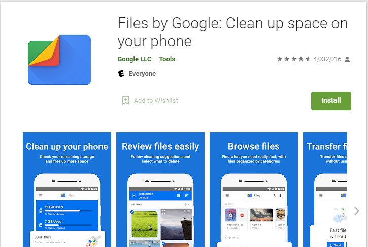 Cara download Foto dan video di Status Whatsapp