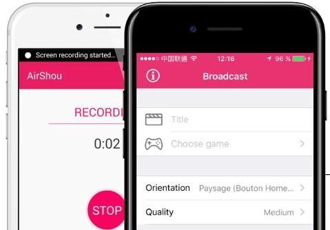 8 Aplikasi Screen Recorder Untuk Andoid dan Iphone