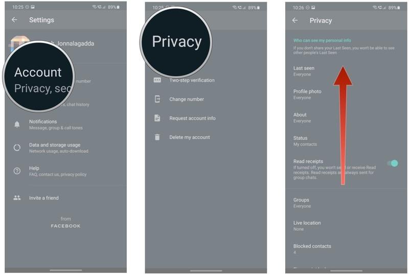 Cara Mengunci Whatsapp Menggunakan Fingerprint
