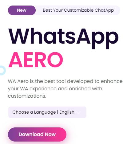 Mengenal Aplikasi Whatsapp Aero dan Cara Downloadnya