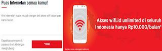 Perbedaan wifi Id dan Indihome